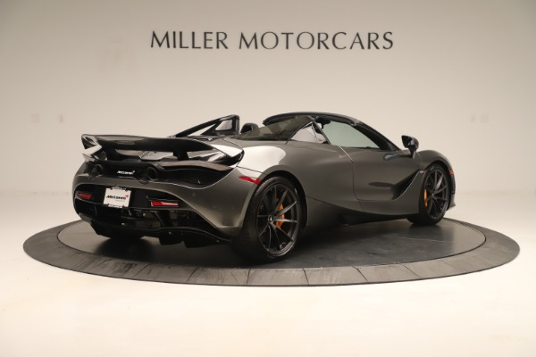 New 2020 McLaren 720S SPIDER Convertible for sale Sold at Maserati of Westport in Westport CT 06880 5