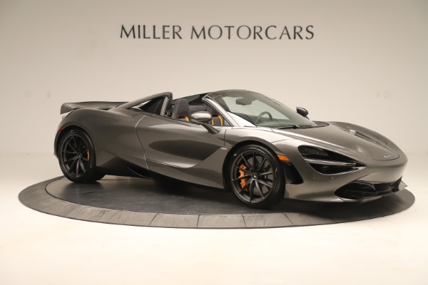 New 2020 McLaren 720S SPIDER Convertible for sale Sold at Maserati of Westport in Westport CT 06880 7