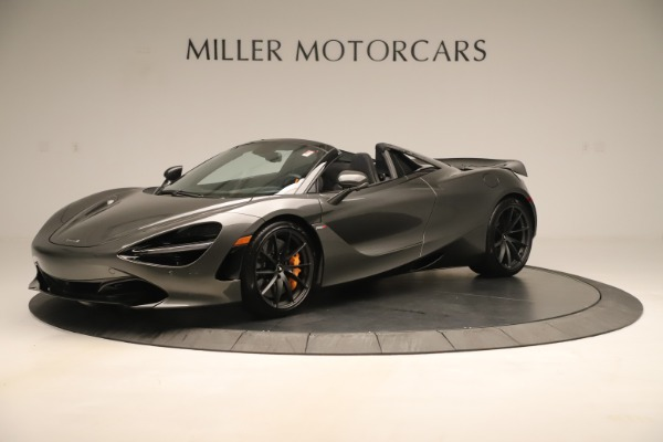New 2020 McLaren 720S SPIDER Convertible for sale Sold at Maserati of Westport in Westport CT 06880 1