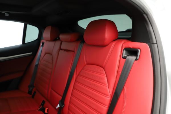 New 2019 Alfa Romeo Stelvio Ti Sport Q4 for sale Sold at Maserati of Westport in Westport CT 06880 18