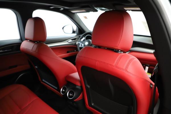 New 2019 Alfa Romeo Stelvio Ti Sport Q4 for sale Sold at Maserati of Westport in Westport CT 06880 28