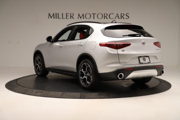 New 2019 Alfa Romeo Stelvio Ti Sport Q4 for sale Sold at Maserati of Westport in Westport CT 06880 5