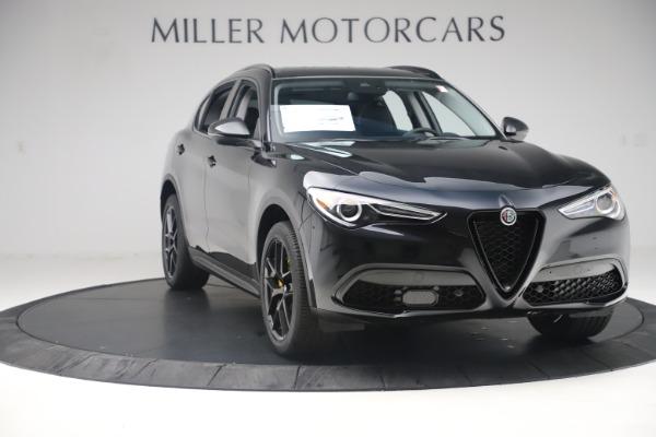 New 2019 Alfa Romeo Stelvio Ti Q4 for sale Sold at Maserati of Westport in Westport CT 06880 11