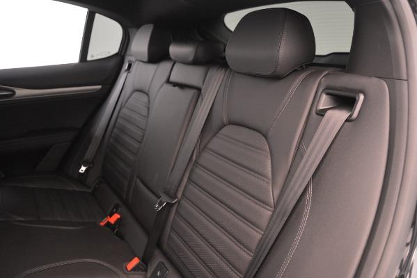 New 2019 Alfa Romeo Stelvio Ti Q4 for sale Sold at Maserati of Westport in Westport CT 06880 18