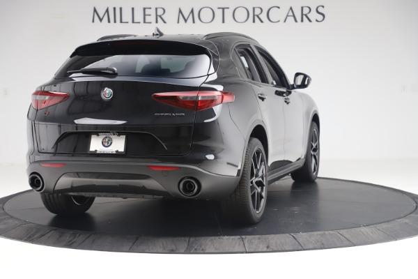 New 2019 Alfa Romeo Stelvio Ti Q4 for sale Sold at Maserati of Westport in Westport CT 06880 7