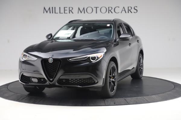 New 2019 Alfa Romeo Stelvio Ti Q4 for sale Sold at Maserati of Westport in Westport CT 06880 1