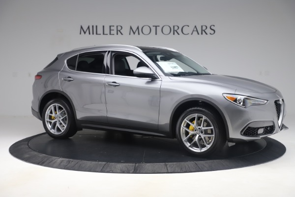 New 2019 Alfa Romeo Stelvio Ti Lusso Q4 for sale Sold at Maserati of Westport in Westport CT 06880 10