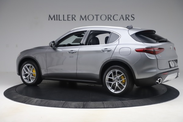 New 2019 Alfa Romeo Stelvio Ti Lusso Q4 for sale Sold at Maserati of Westport in Westport CT 06880 4
