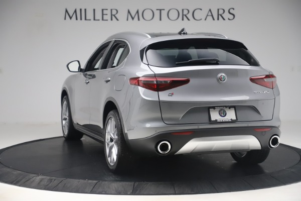 New 2019 Alfa Romeo Stelvio Ti Lusso Q4 for sale Sold at Maserati of Westport in Westport CT 06880 5