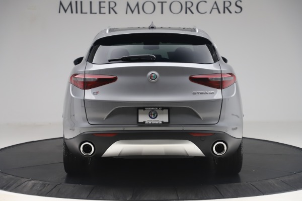 New 2019 Alfa Romeo Stelvio Ti Lusso Q4 for sale Sold at Maserati of Westport in Westport CT 06880 6