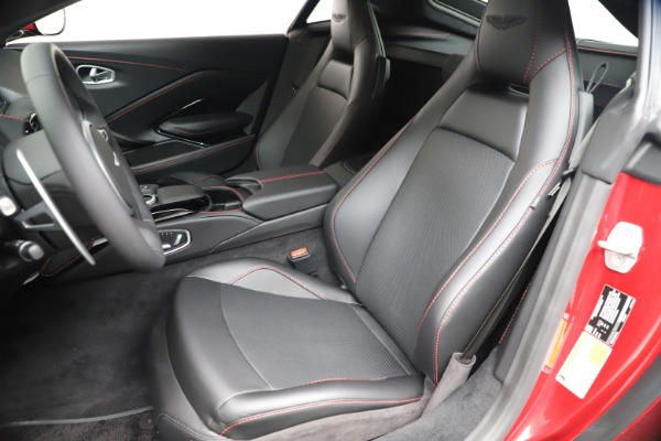 New 2020 Aston Martin Vantage Coupe for sale Sold at Maserati of Westport in Westport CT 06880 15