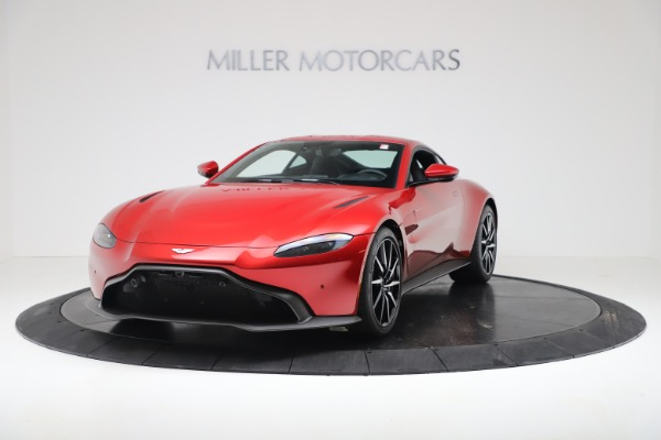 New 2020 Aston Martin Vantage Coupe for sale Sold at Maserati of Westport in Westport CT 06880 2