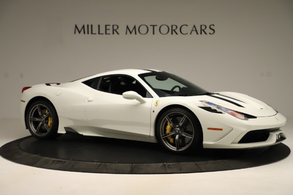 Used 2014 Ferrari 458 Speciale for sale $359,900 at Maserati of Westport in Westport CT 06880 10