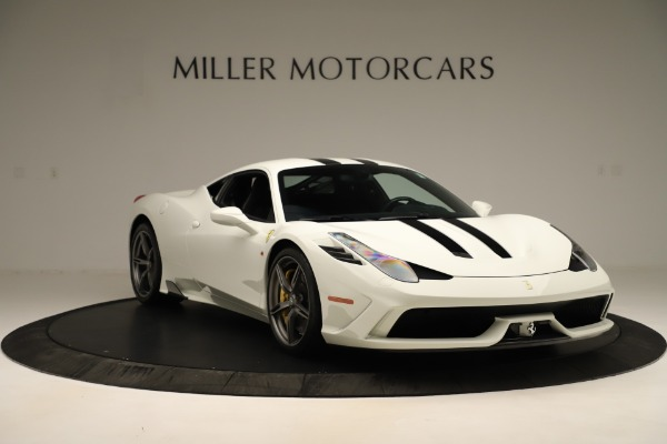 Used 2014 Ferrari 458 Speciale Base for sale Sold at Maserati of Westport in Westport CT 06880 11