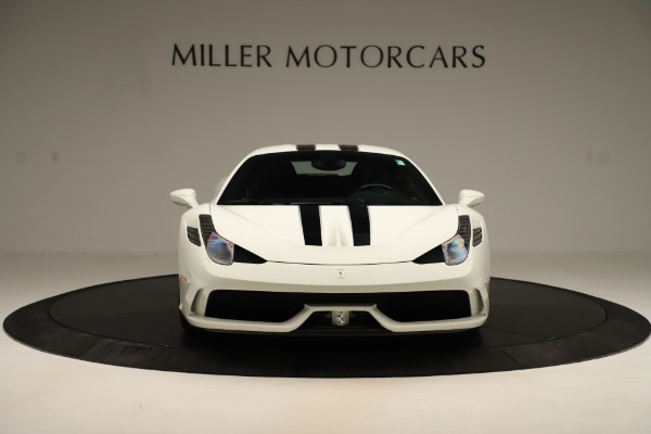 Used 2014 Ferrari 458 Speciale Base for sale Sold at Maserati of Westport in Westport CT 06880 12