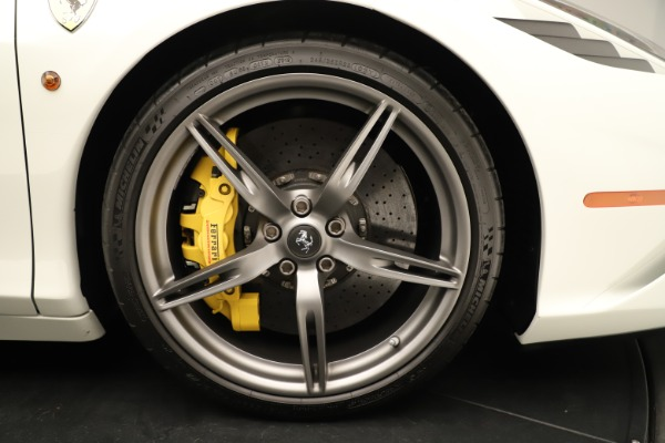Used 2014 Ferrari 458 Speciale Base for sale Sold at Maserati of Westport in Westport CT 06880 13