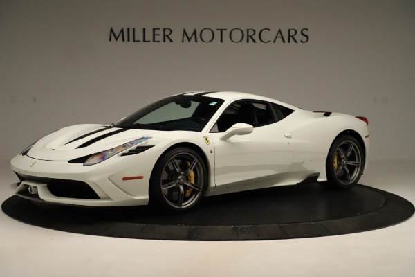 Used 2014 Ferrari 458 Speciale for sale $359,900 at Maserati of Westport in Westport CT 06880 2