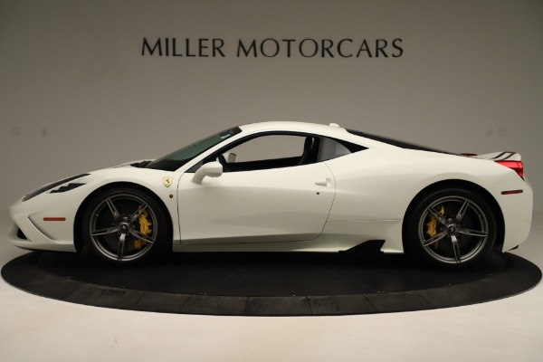 Used 2014 Ferrari 458 Speciale Base for sale Sold at Maserati of Westport in Westport CT 06880 3