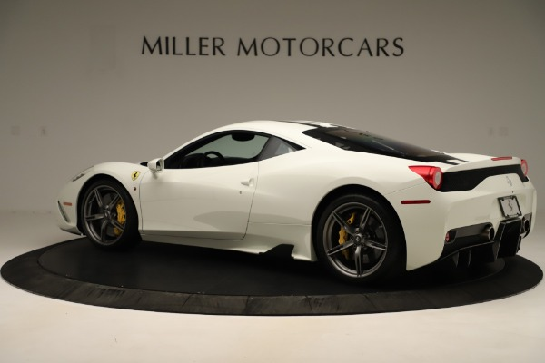 Used 2014 Ferrari 458 Speciale for sale $359,900 at Maserati of Westport in Westport CT 06880 4