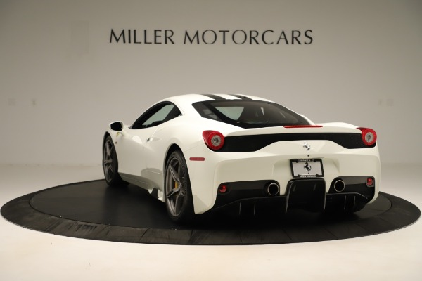 Used 2014 Ferrari 458 Speciale Base for sale Sold at Maserati of Westport in Westport CT 06880 5