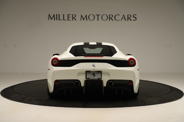 Used 2014 Ferrari 458 Speciale Base for sale Sold at Maserati of Westport in Westport CT 06880 6