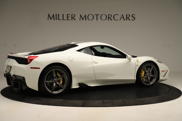 Used 2014 Ferrari 458 Speciale Base for sale Sold at Maserati of Westport in Westport CT 06880 8