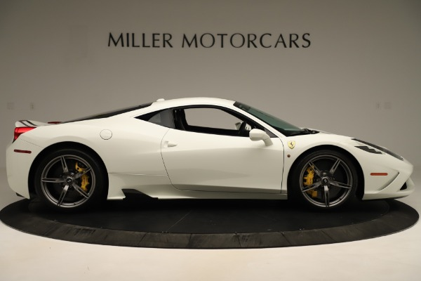 Used 2014 Ferrari 458 Speciale Base for sale Sold at Maserati of Westport in Westport CT 06880 9