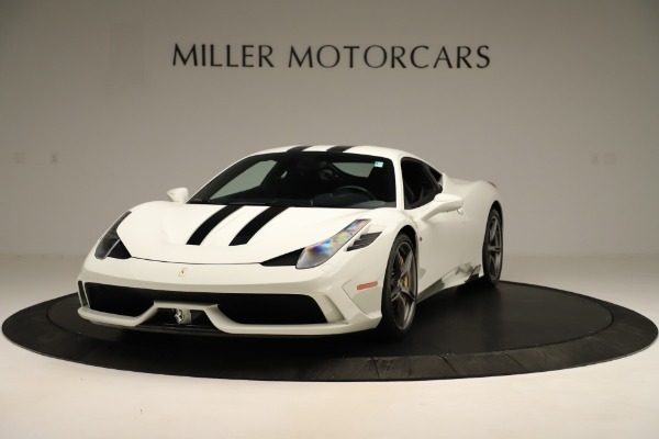 Used 2014 Ferrari 458 Speciale for sale $359,900 at Maserati of Westport in Westport CT 06880 1