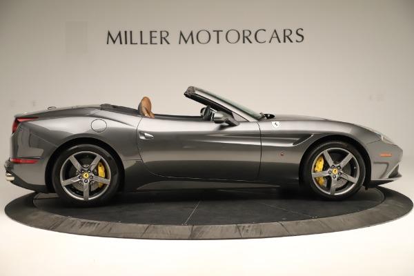 Used 2015 Ferrari California T for sale $139,900 at Maserati of Westport in Westport CT 06880 9