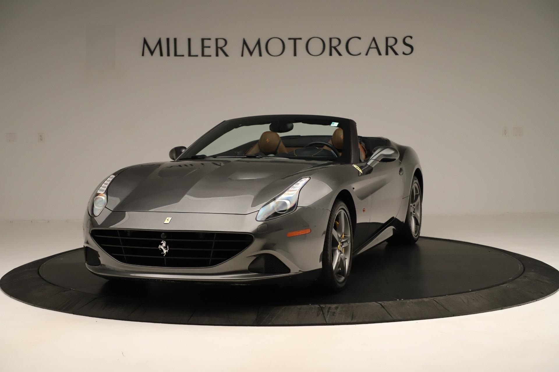 Used 2015 Ferrari California T for sale $139,900 at Maserati of Westport in Westport CT 06880 1