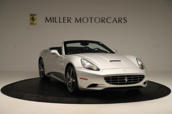 Used 2014 Ferrari California 30 for sale Sold at Maserati of Westport in Westport CT 06880 11