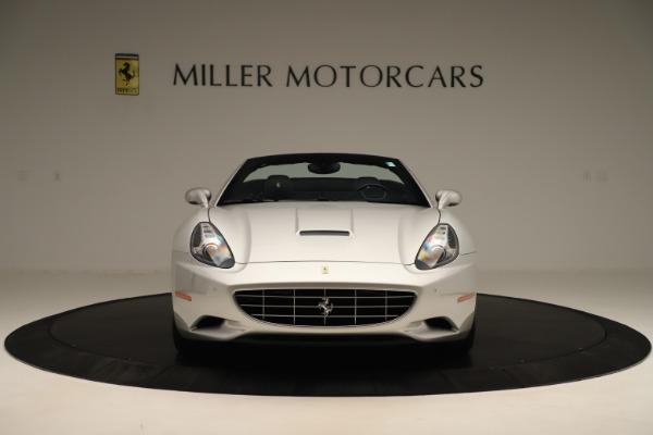 Used 2014 Ferrari California 30 for sale Sold at Maserati of Westport in Westport CT 06880 12