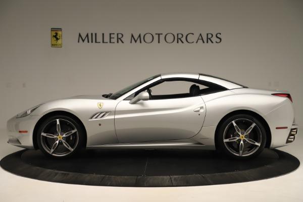 Used 2014 Ferrari California 30 for sale Sold at Maserati of Westport in Westport CT 06880 14
