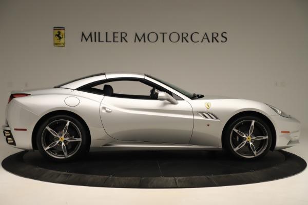 Used 2014 Ferrari California 30 for sale Sold at Maserati of Westport in Westport CT 06880 17
