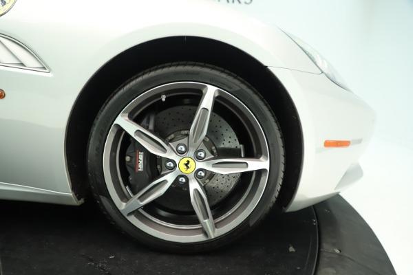 Used 2014 Ferrari California 30 for sale Sold at Maserati of Westport in Westport CT 06880 19
