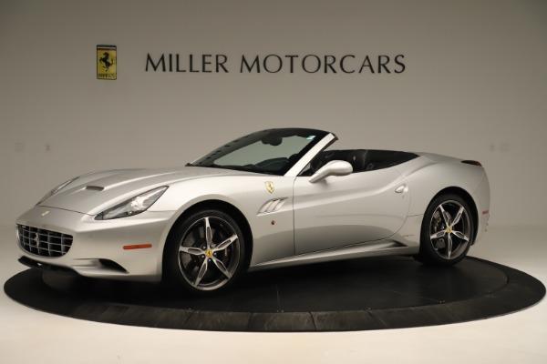 Used 2014 Ferrari California 30 for sale Sold at Maserati of Westport in Westport CT 06880 2