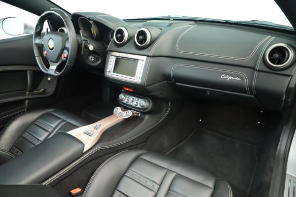 Used 2014 Ferrari California 30 for sale Sold at Maserati of Westport in Westport CT 06880 25