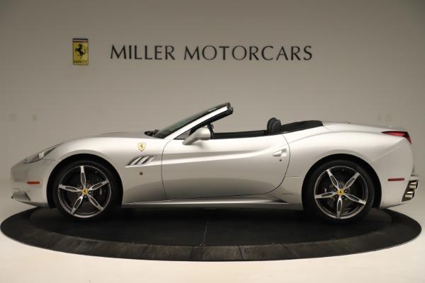 Used 2014 Ferrari California 30 for sale Sold at Maserati of Westport in Westport CT 06880 3
