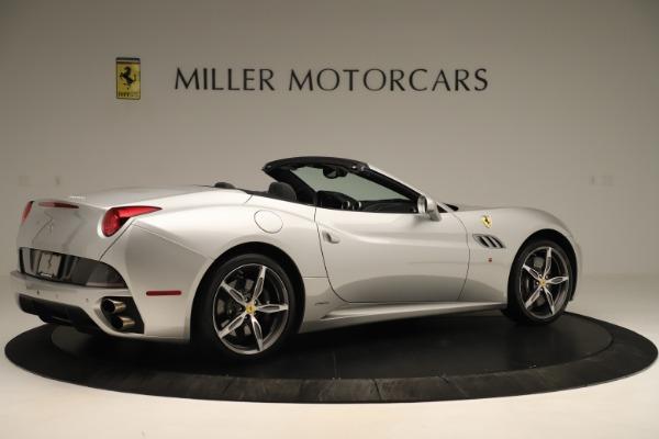Used 2014 Ferrari California 30 for sale Sold at Maserati of Westport in Westport CT 06880 8