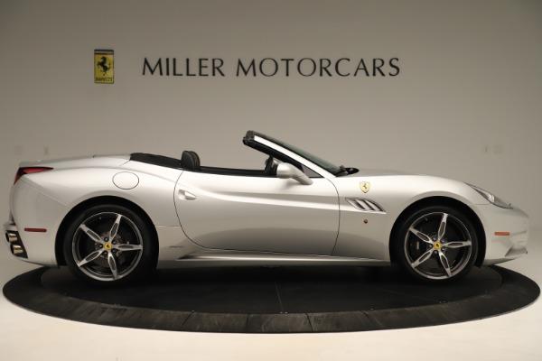 Used 2014 Ferrari California 30 for sale Sold at Maserati of Westport in Westport CT 06880 9