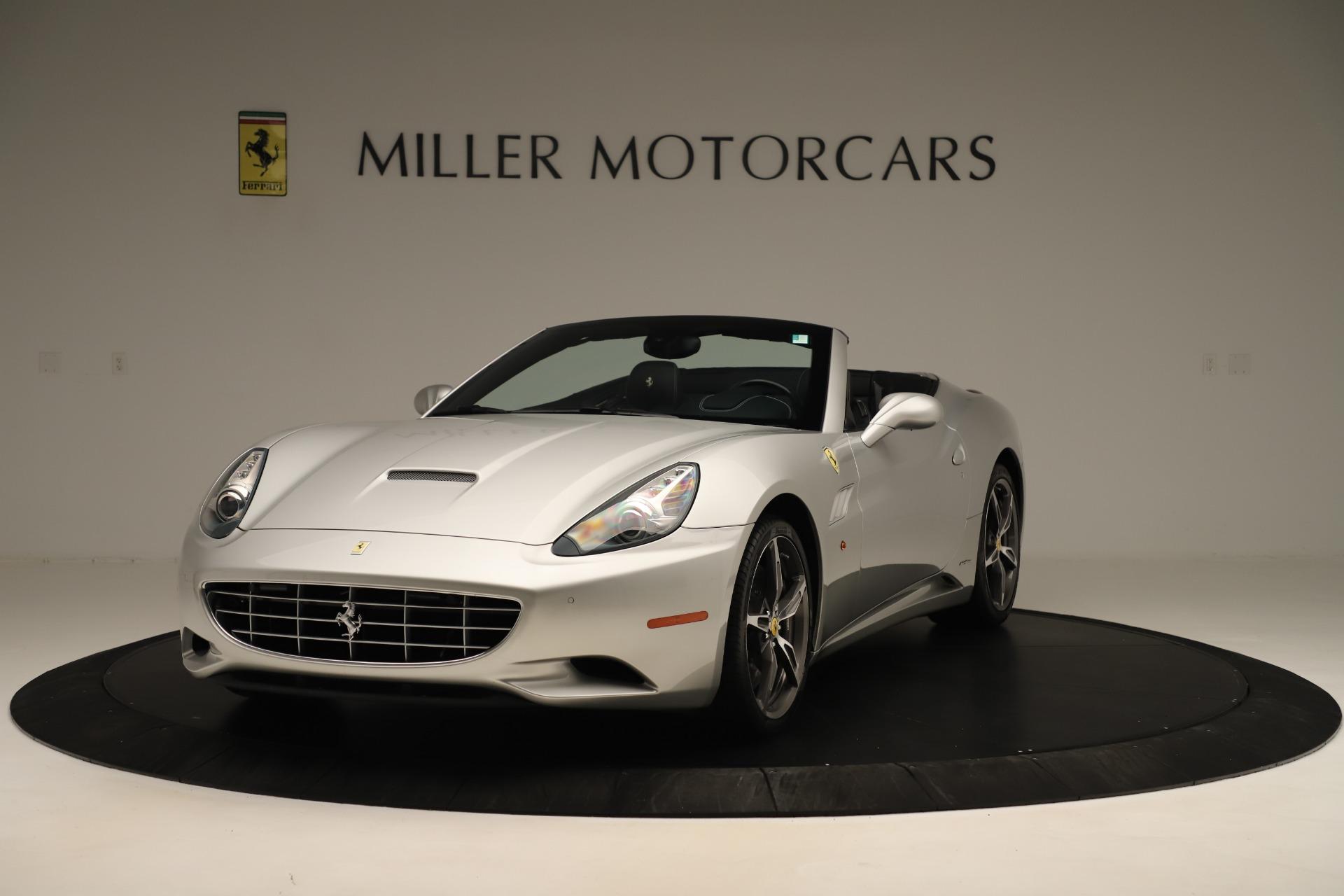 Used 2014 Ferrari California 30 for sale Sold at Maserati of Westport in Westport CT 06880 1