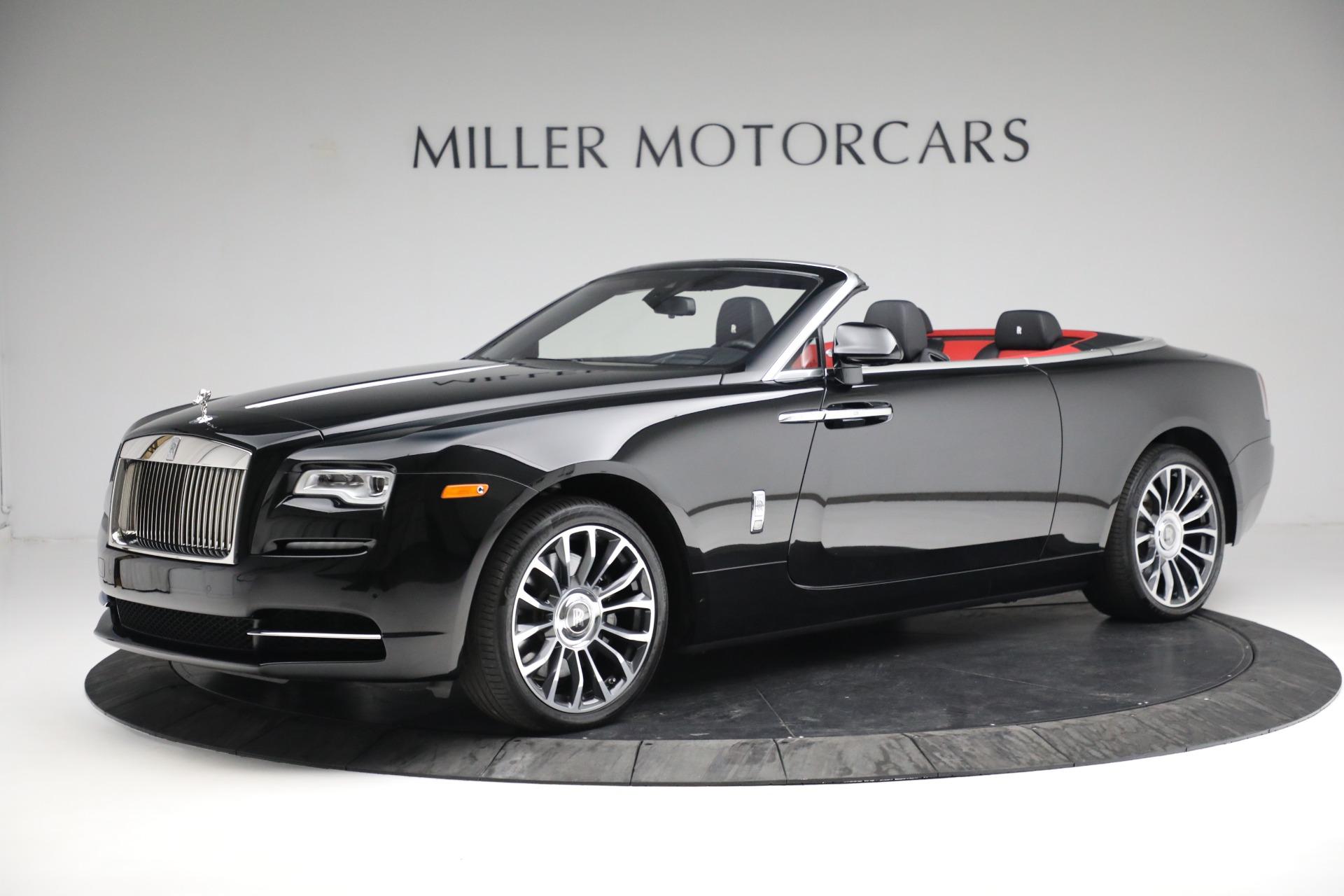 Used 2019 Rolls-Royce Dawn for sale $299,900 at Maserati of Westport in Westport CT 06880 1
