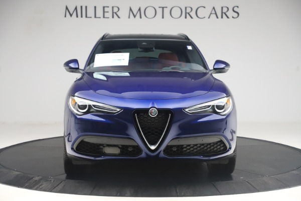 New 2019 Alfa Romeo Stelvio Ti Sport Q4 for sale $58,940 at Maserati of Westport in Westport CT 06880 12