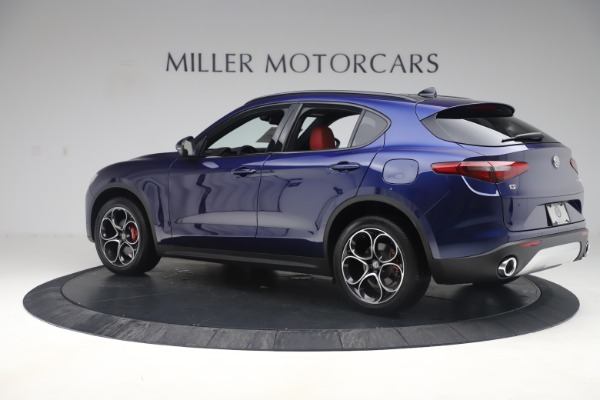 New 2019 Alfa Romeo Stelvio Ti Sport Q4 for sale $58,940 at Maserati of Westport in Westport CT 06880 4
