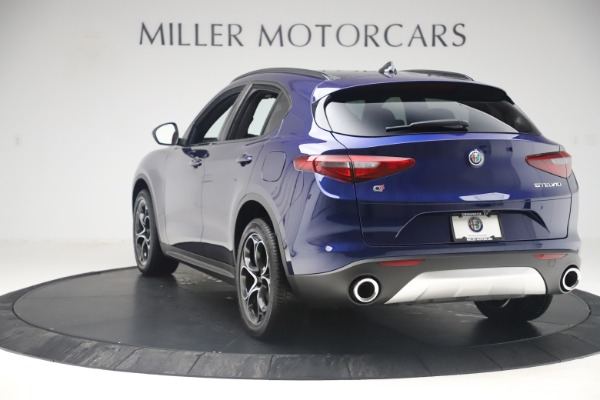 New 2019 Alfa Romeo Stelvio Ti Sport Q4 for sale $58,940 at Maserati of Westport in Westport CT 06880 5