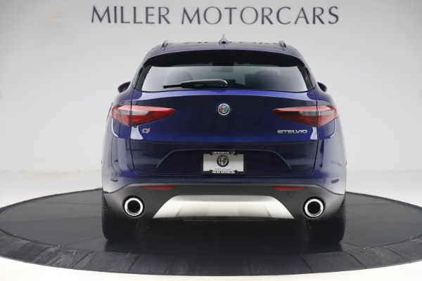 New 2019 Alfa Romeo Stelvio Ti Sport Q4 for sale $58,940 at Maserati of Westport in Westport CT 06880 6