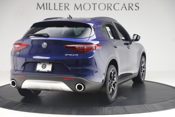 New 2019 Alfa Romeo Stelvio Ti Sport Q4 for sale $58,940 at Maserati of Westport in Westport CT 06880 7