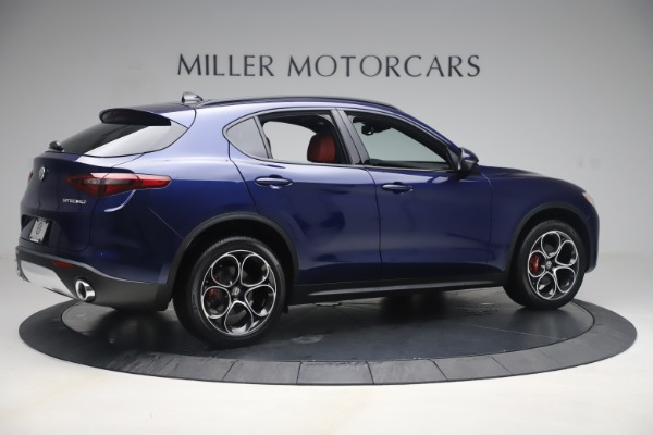 New 2019 Alfa Romeo Stelvio Ti Sport Q4 for sale $58,940 at Maserati of Westport in Westport CT 06880 8