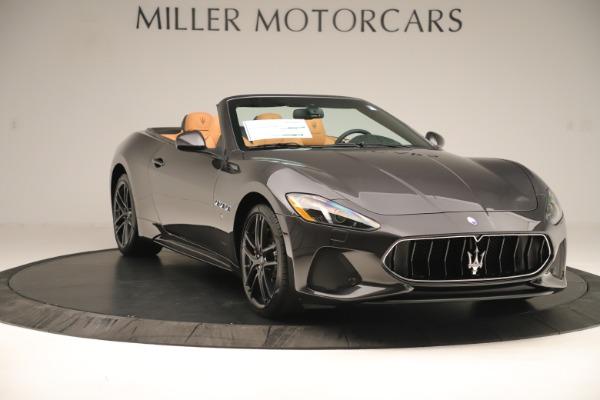 New 2019 Maserati GranTurismo Sport Convertible for sale $163,845 at Maserati of Westport in Westport CT 06880 11
