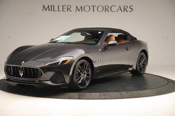 New 2019 Maserati GranTurismo Sport Convertible for sale $163,845 at Maserati of Westport in Westport CT 06880 13